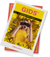 yellow arrow gids